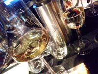 rode en witte wijn proeverij