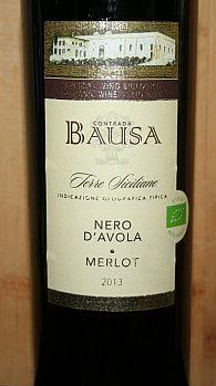 Nero D'Avola Merlot