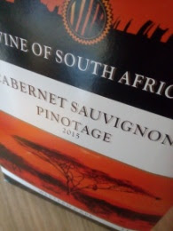 Lidl Cabernet Sauvignon Pinotage 2015, Western Cape