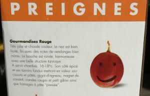 Vinox.nl DOMAINE ROBERT VIC LES GOURMANDISES ROUGE 5 LITER   BiB   B