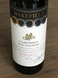 Wakefield Cabernet Sauvignon 2014