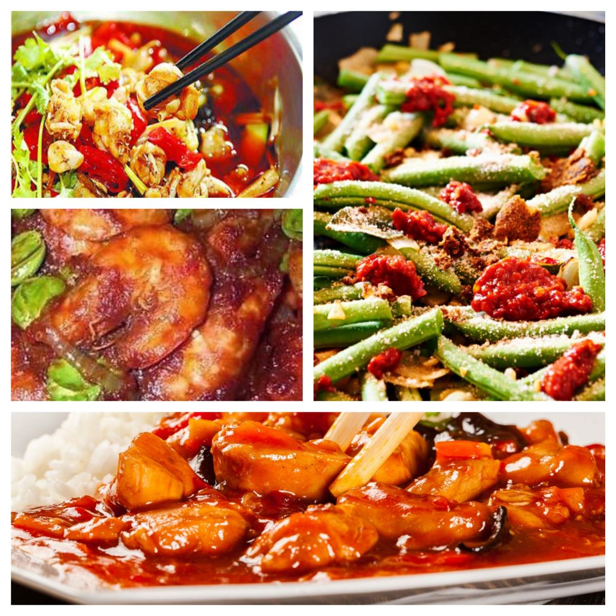 welke wijn drink je bij aziatisch, chinees of ander pittig eten