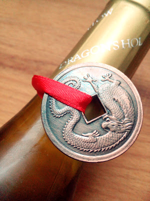 Dragon's Hollow 2011, Unoaked Chardonnay. HeLan Mountain, Ningxia, China detail