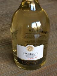 Tenuta Capoest Prosecco Extra Dry 2014