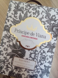 Príncipe de Viana 2012, Edición Limitada, Navarra, Spanje