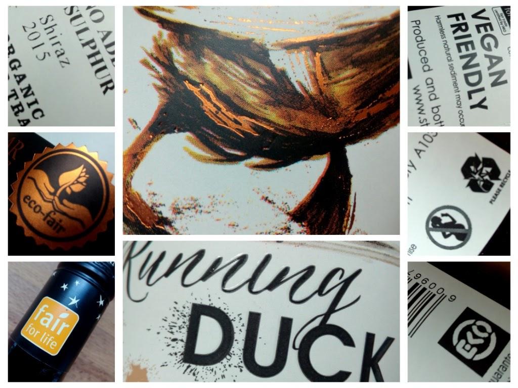 Running Duck 2015, Shiraz, Western Cape, Zuid Afrika detail
