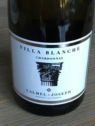 Calmel & Joseph Villa Blanche Chardonnay 2015