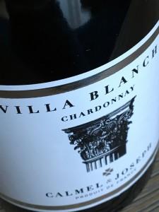 Villa Blanche Chardonnay 2015 A