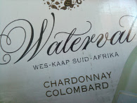 Waterval, Chardonnay - Colombard, Zuid Afrika, bag in box