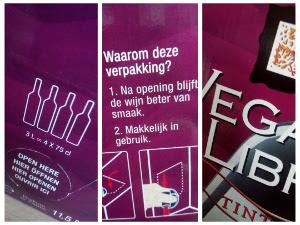Bag in box wijnen worden steeds beter bag in box test 2016 makkelijk open te maken wijnpak