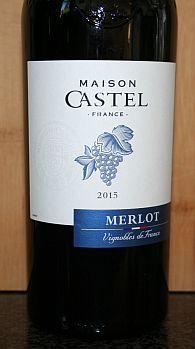 Castel Merlot 2015