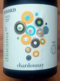 Pinord 2015, Diorama, Chardonnay, Penedes, Spanje, Bio