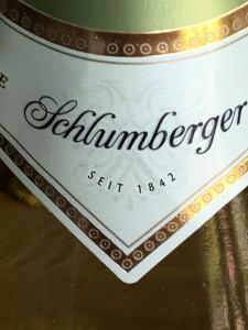 Schlumberger Brut Gruner Veltliner 2014 B