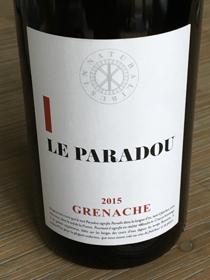 Le Paradou Grenache 2015