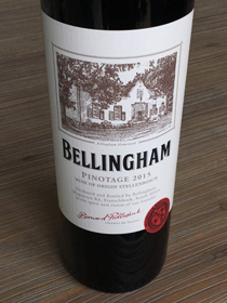 Bellingham Home Stead Pinotage 2015