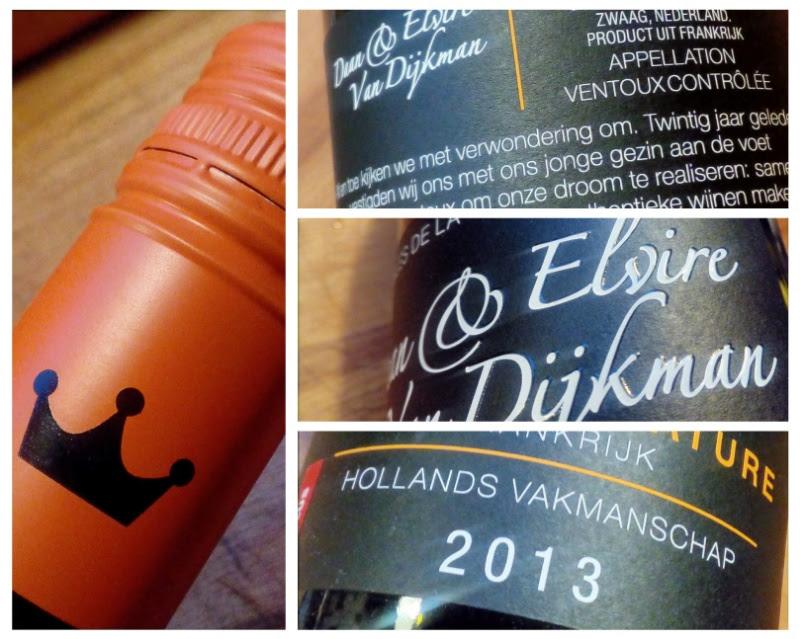 Daan & Elvire van Dijkman, Cuvée Signature, Ventoux