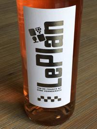 LePlan-Vermeersch Grenache Classic Rosé 2015