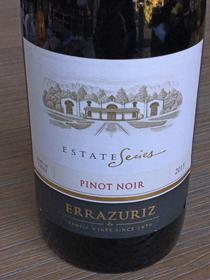 Errazuriz Pinot Noir 2015, Valle de Aconcagna, Chili