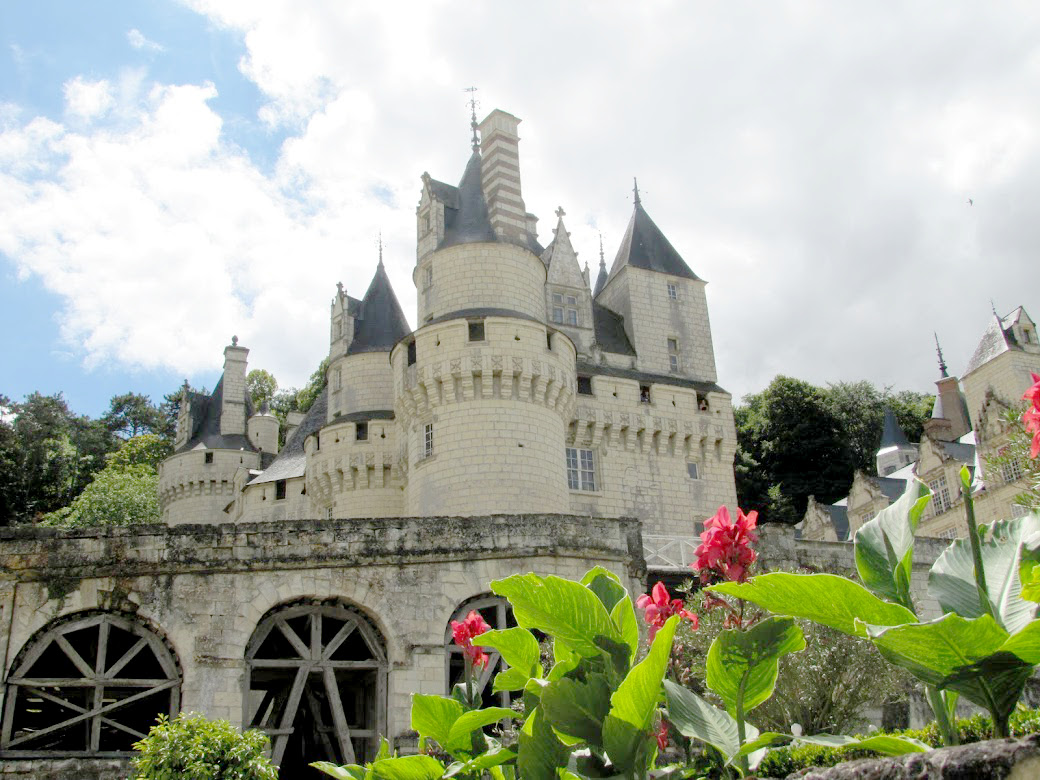 Loire vallei is één van de mooiste wijnstreken van Frankrijk