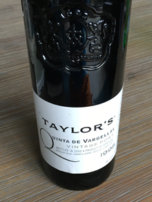 Taylor's Quinta de Vargellas 1998, Vintage port, Portugal
