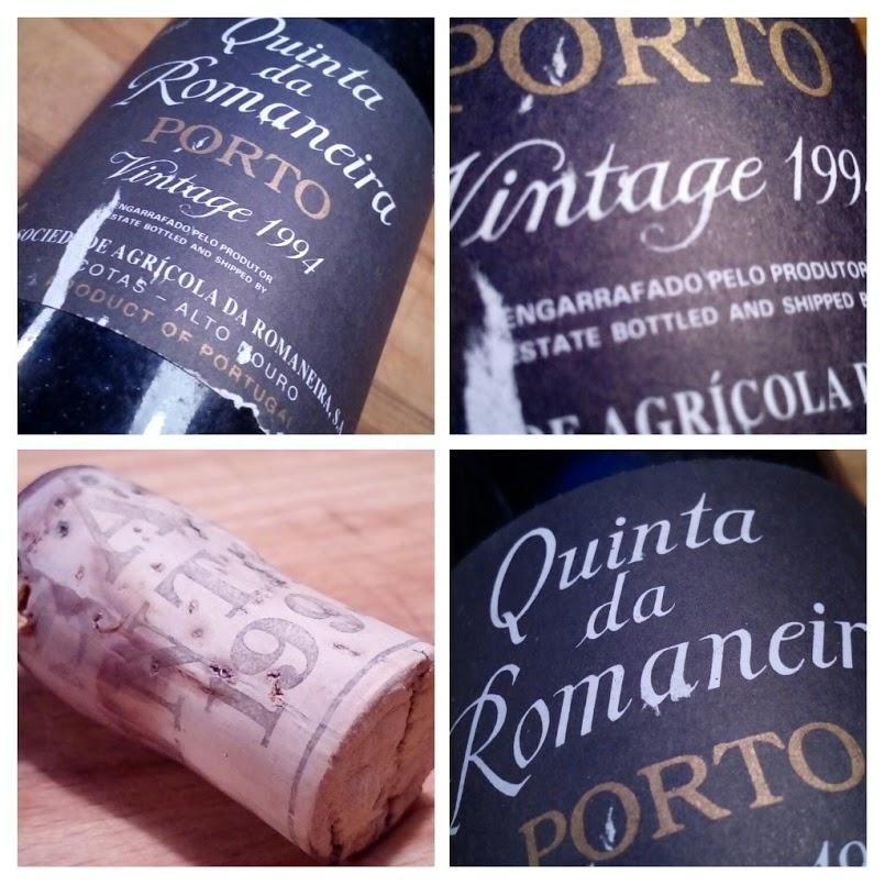 Quinta de Romaneira 1994, Vintage Port, Portugal