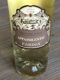 Farina Appassilento Bianco 2016, IGT Bianco del Veneto, Italië