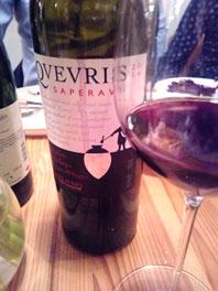 Georgische wijnen zijn hot, de saperavi