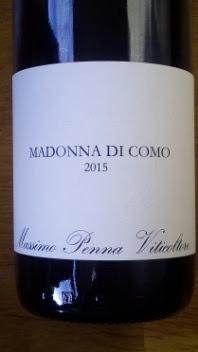 Madonna di Como 2015, Dolcetto d'Alba, Italië