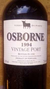 Osborne 1994, Vintage Port, Portugal