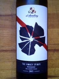 The Money Spider 2015, Roussanne, McLaren Vale, Australië
