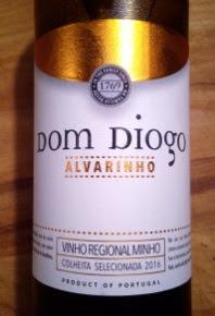 Dom Diogo 2016, Alvarinho, Minho, Portugal
