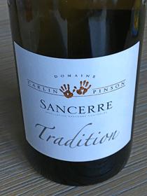 Domaine Carlin Pinson Tradition 2016, AC Sancerre, Frankrijk