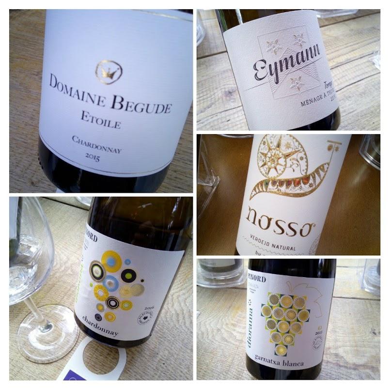 Wijngekken kunnen goed wijn proeven Pinord chardonnay coenecoop