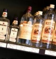 alcoholgebruik enorm laag