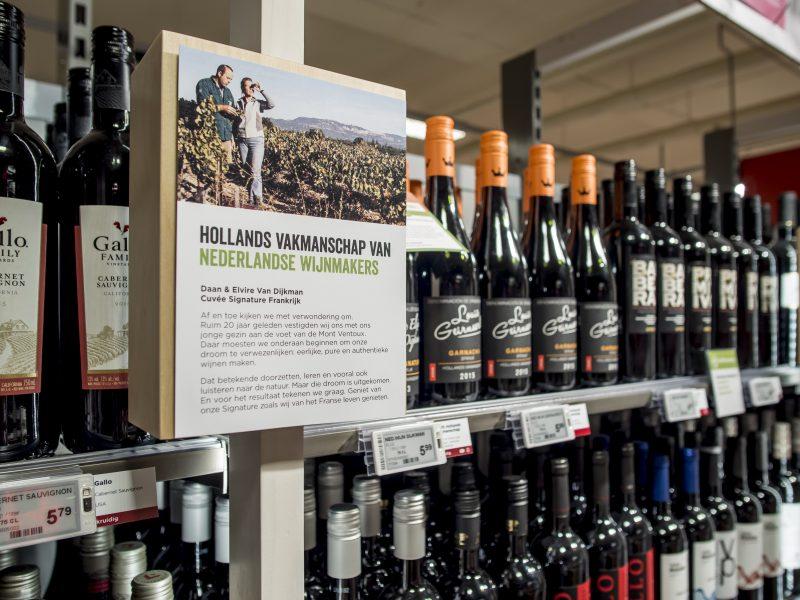Waar kun je de beste supermarkt wijn kopen