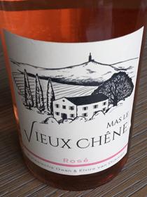 Mas Le Vieux Chêne Rosé, Vin de France, Frankrijk
