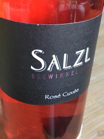 Salzl Seewinkelhof Rosé Cuvée 2016, Burgenland, Oostenrijk