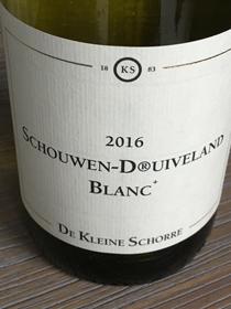 Schouwen-D®uiveland Blanc+ 2016, BGA Zeeland, Nederland