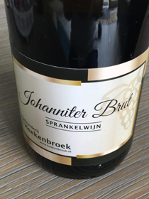 Johanniter Brut Sprankelwijn, GBA Gelderland, Nederland