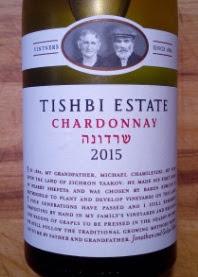 Tishbi Estate Chardonnay