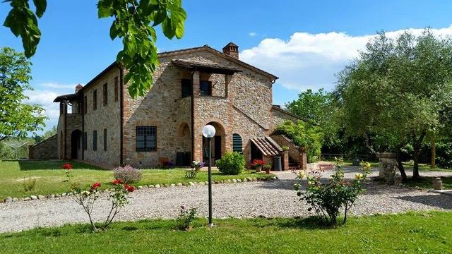 Volledig verzorgde wijnweek in Umbrië