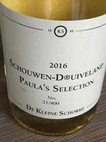 Schouwen-D®uiveland Paula's Selection 2016, BGA Zeeland, Nederland