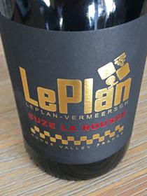 LePlan-Vermeersch Suze la Rousse 2016, AOP Cotes du Rhone, Frankrijk