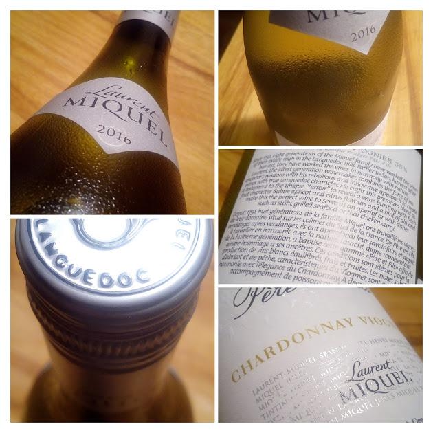 Laurent Miquel 2016, Chardonnay Viognier, IGP Pays d'Oc