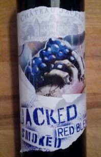 Chateau Jacked Red Blend Smoked, rode wijn uit Chili