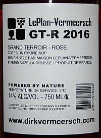 LePlan-Vermeersch GT-R