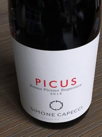 Picus 2015, DOP Rosso Piceno, Italië