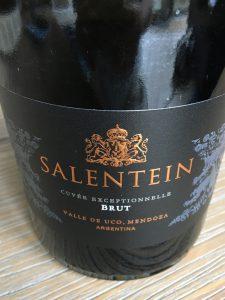 Salentein Brut Cuvée Exeptionelle, Valle de Uco, Mendoza, Argentinië