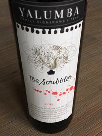 The Scribbler 2012, Barossa Valley, Australië