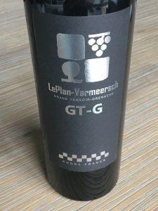 LePlan-Vermeersch GT-G 2015, Vin de France, Frankrijk